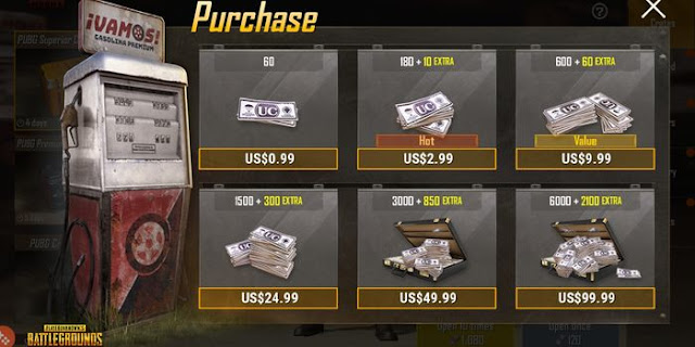 top up pubgm, top up murah pubg mobile, situs top up pubgm murah