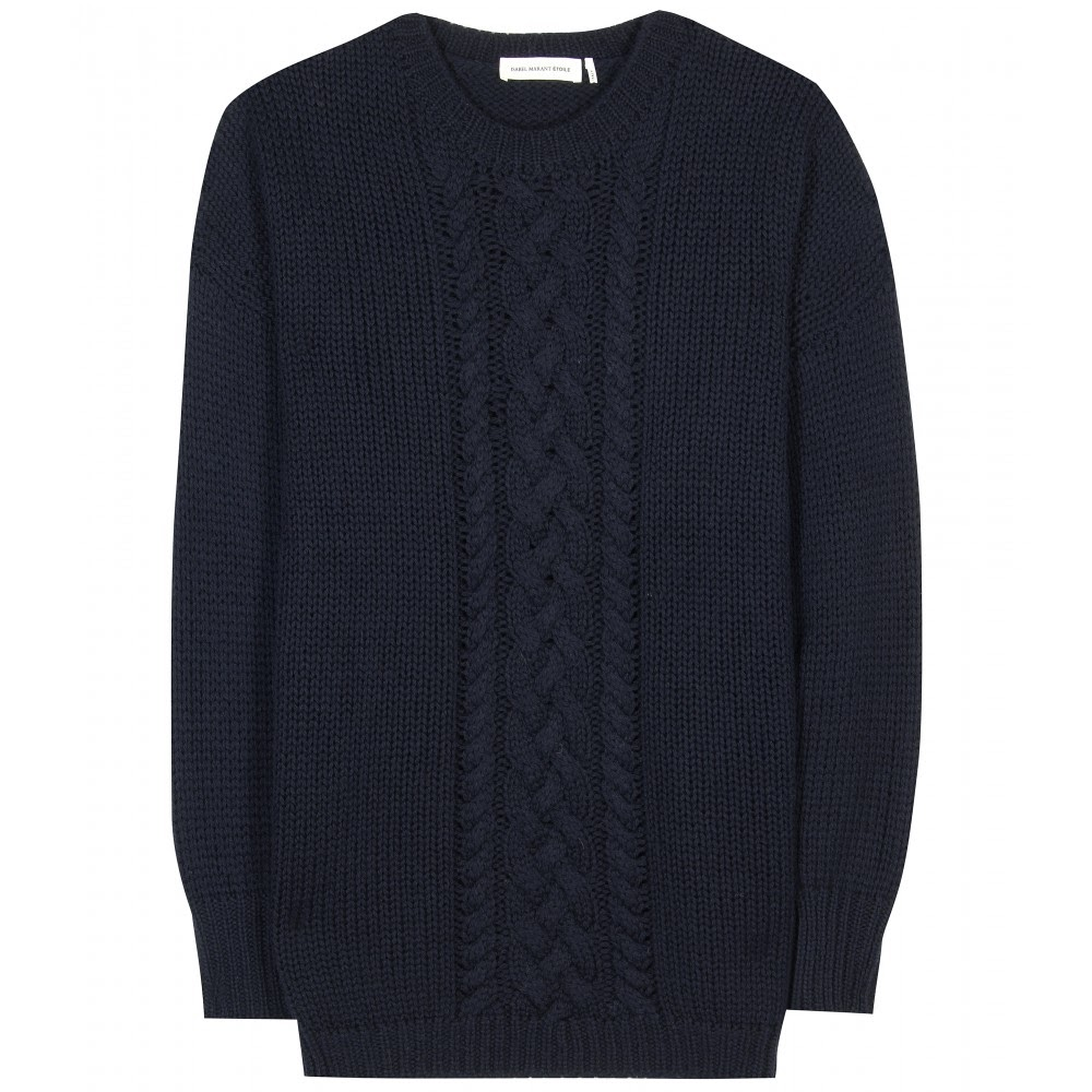 Navy Knit by Isabel