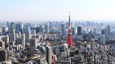 aumento de empregos no Japão