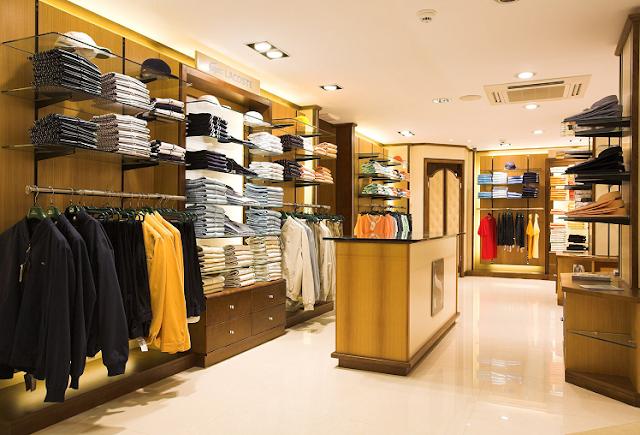 Compras em Fort Lauderdale: loja de roupas