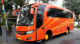 Bus Pariwisata Jogja Seat 35 Terbaru