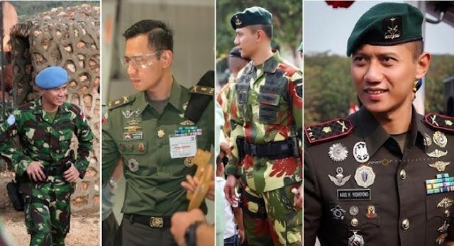 Gagal Jadi Gubernur DKI, Segini Gaji Agus Saat Jadi Tentara