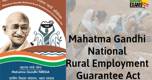 mahatma gandhi national rural employment guarantee act