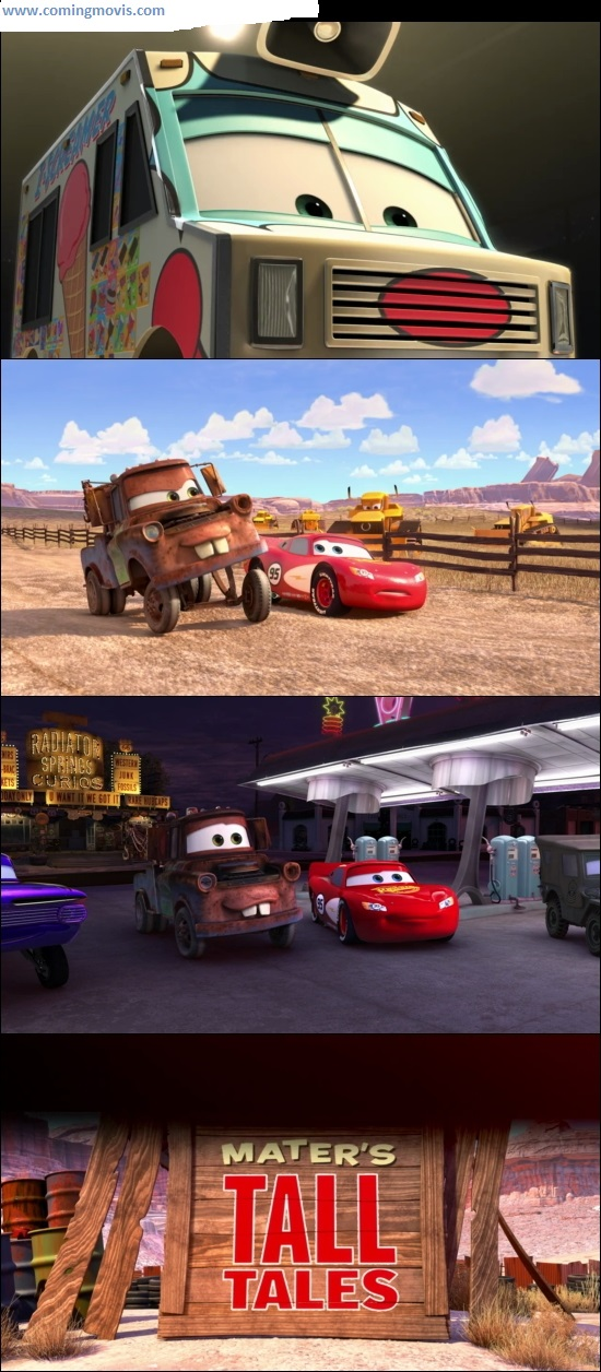 Cars Toons Maters Tall Tales 2010 Dual Audio Full Movie Download 480p
