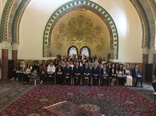 صور من الحفل الخاص بتكريم نجباء شهادة البكالوريا 2017 مبروك