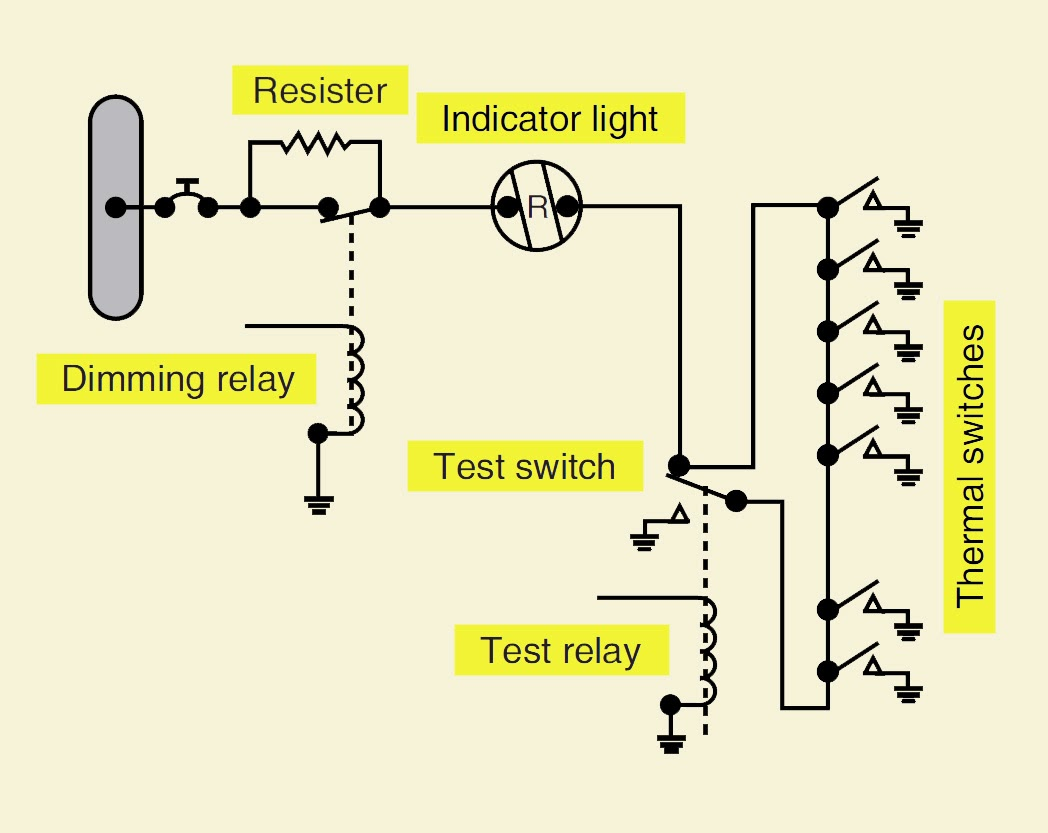light sensitive switch circuit diagram ford fiesta mk7 stereo wiring aircraft systems: engine fire detection systems and zones