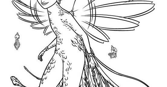 Disegno Fata 05 Categoria Fantasia Da Colorare