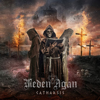 "Meden Agan - ""No Escape"" (lyric video) from the album ""Catharsis"""