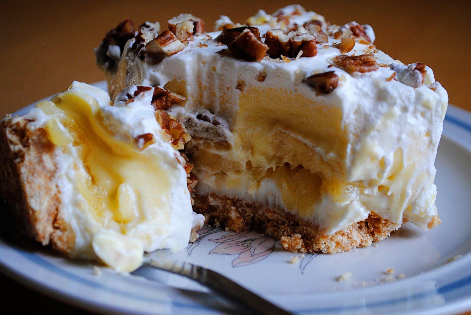 Banana Cake Recipe Using Melted Butter