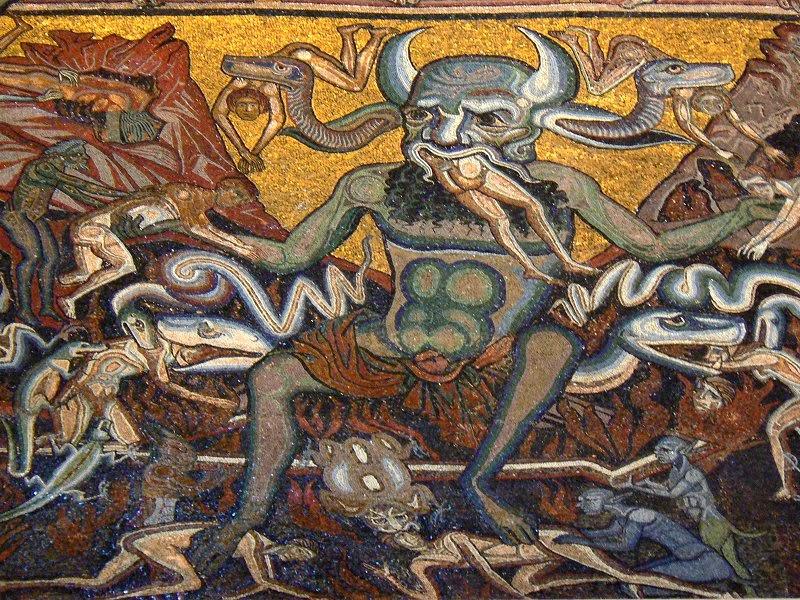 Teufel Mittelalter