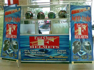peluang usaha laundry helm