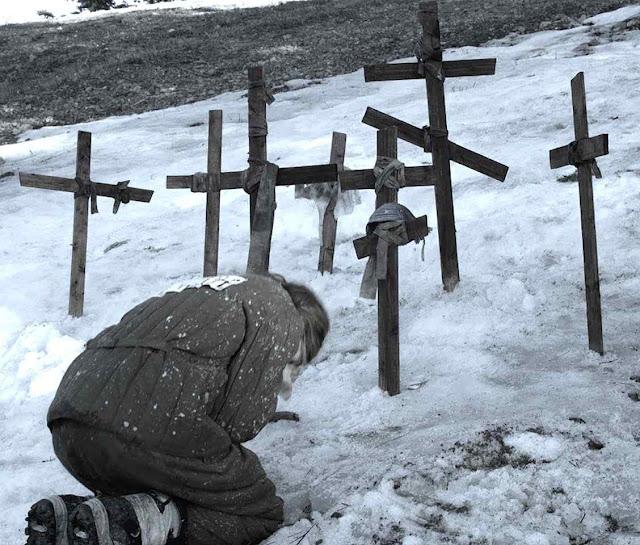 A lembrança das incontáveis vítimas injustiçadas ainda está viva
