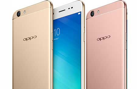 Oppo F3, The best selfie expert with dual front camera, Enjoy life with your best choice