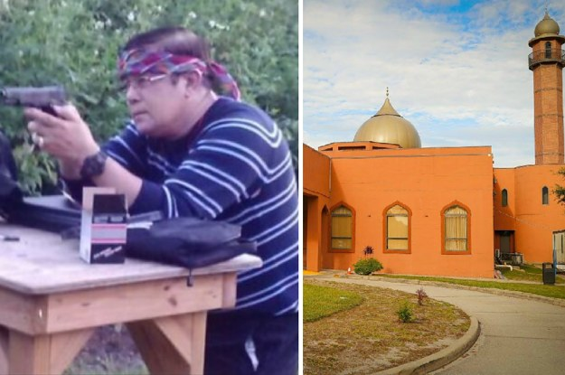 Man Arrested for Planning Mass Shooting at a Masjid in Florida