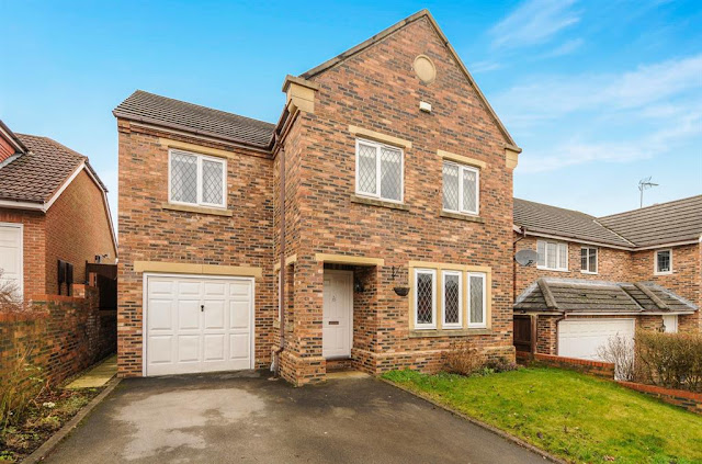 Harrogate Property News - 4 bed detached house for sale Spencers Way, Harrogate HG1