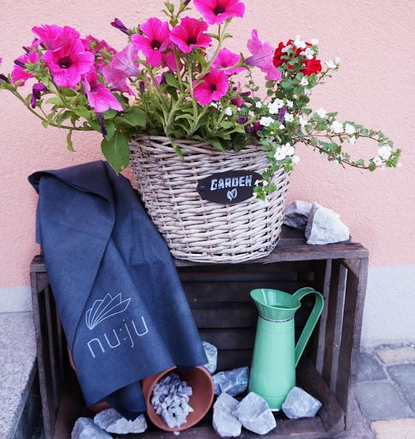 nu:ju Sporthandtuch, sport towel, hygienisch, hypoallergen, antibakteriell, silberionen, beauty, summer, garden