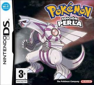 Pokemon Perla nds español, mega