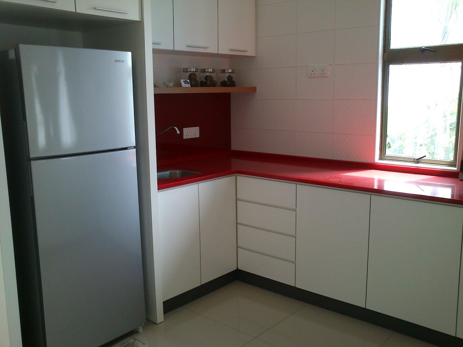Anjung Seri Ruang Dapur Desainrumahid
