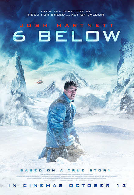 6 Below: Miracle on the Mountain (2017) ταινιες online seires xrysoi greek subs