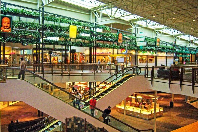 Shopping Jersey Gardens em Nova York