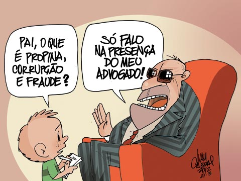 Sorriso Pensante-Ivan Cabral - charges e cartuns: Charge do dia ...