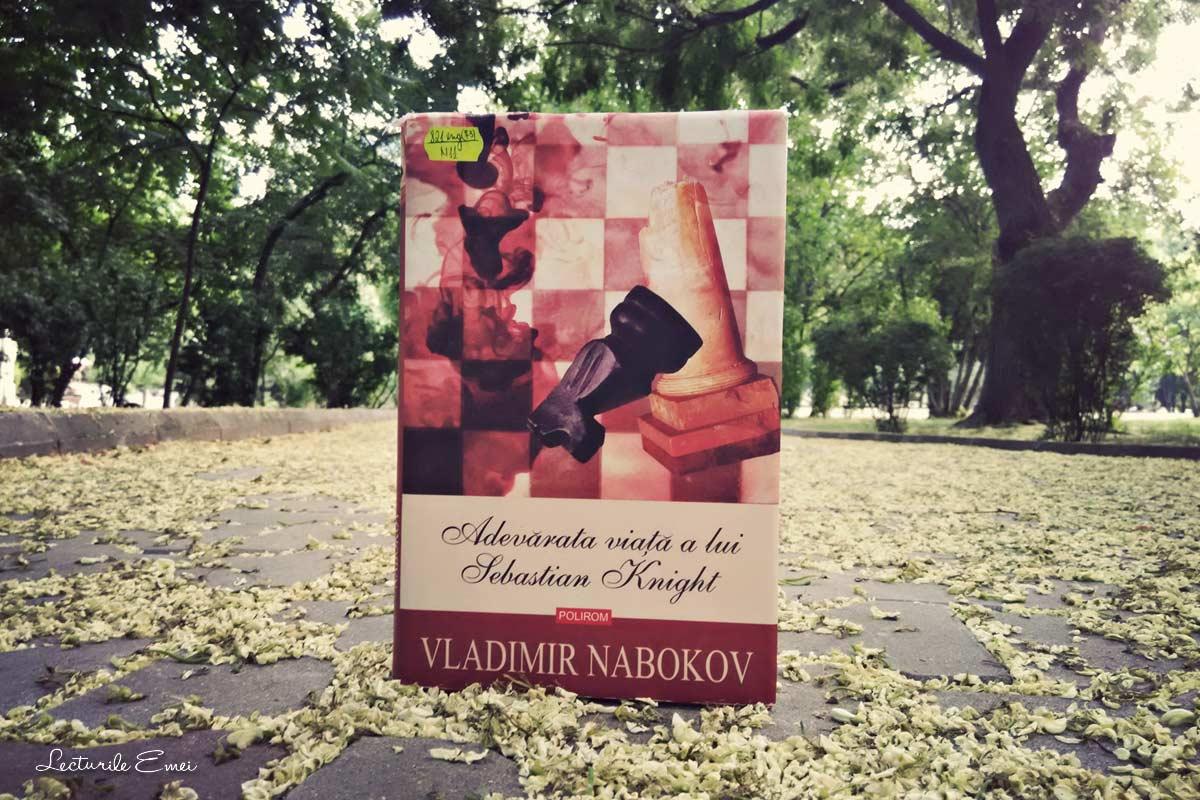 recenzie carte Adevărata viață a lui Sebastian Knight de Vladimir Nabokov