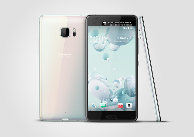 HTC U Ultra chính thức ra mắt - bước ngoặt lớn của HTC năm 2017