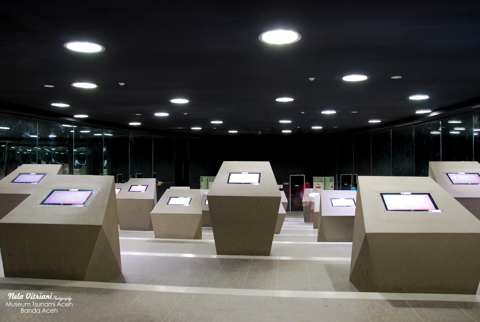 Museum Tsunami Aceh Galeri Foto