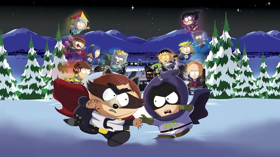 South Park - A Fenda que Abunda Força Torrent
