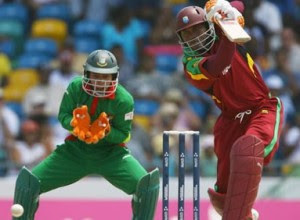 West-Indies tours Bangladesh to playing T20, ODI and Test series on October 2011