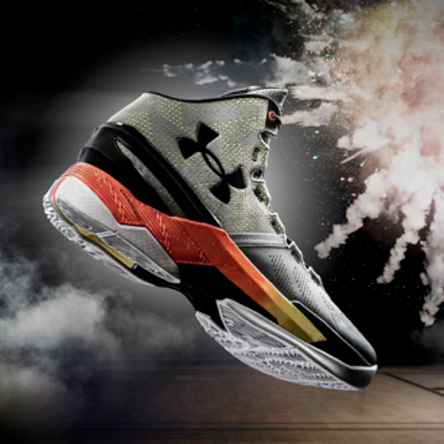 """520d7775335 The """"Iron Sharpens Iron"""" Curry Two"""