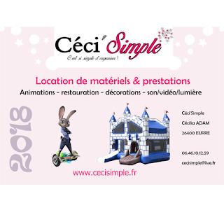 cécisimple - location