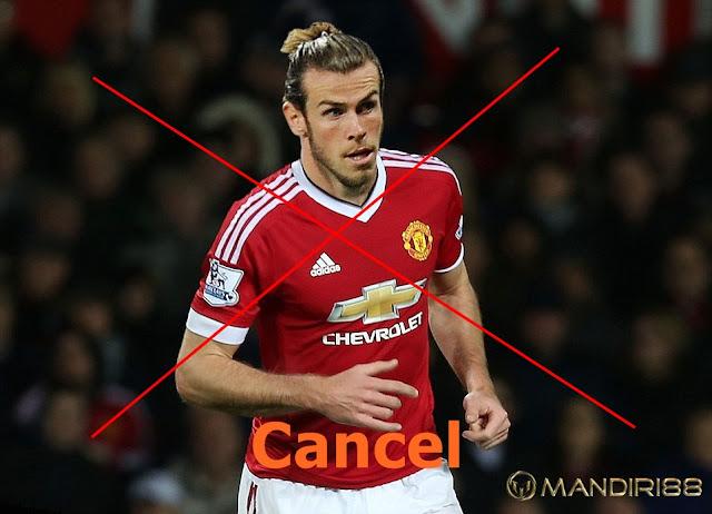 Gareth Bale Pupuskan Harapan Manchester United