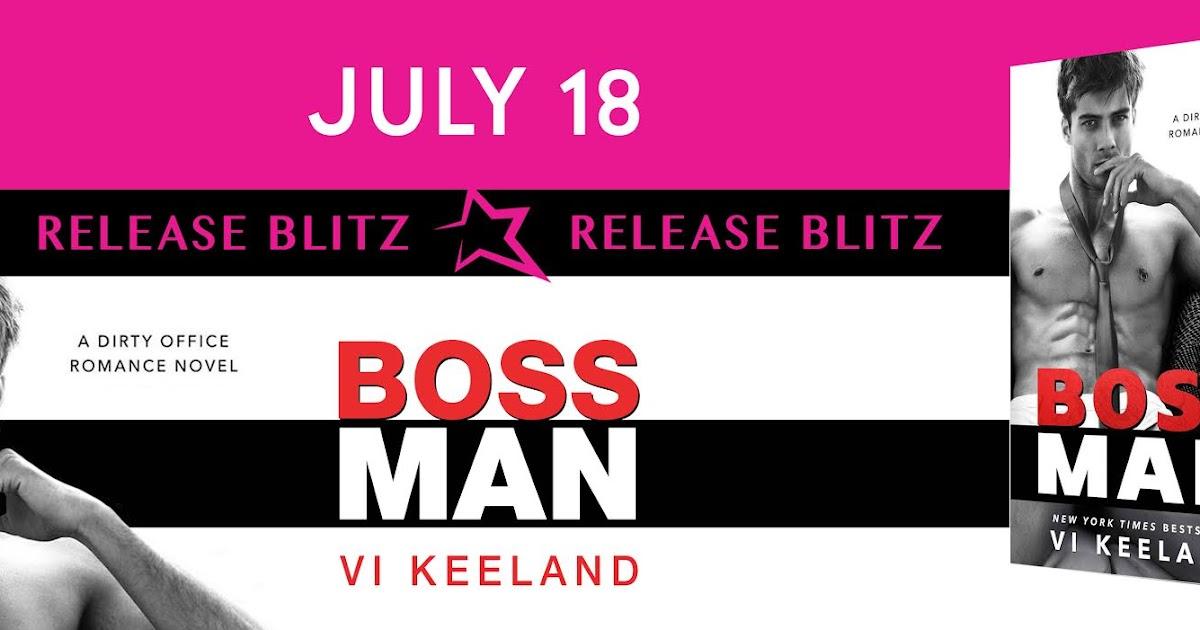 Im A Book Shark Release Blitz Boss Man By Vi Keeland