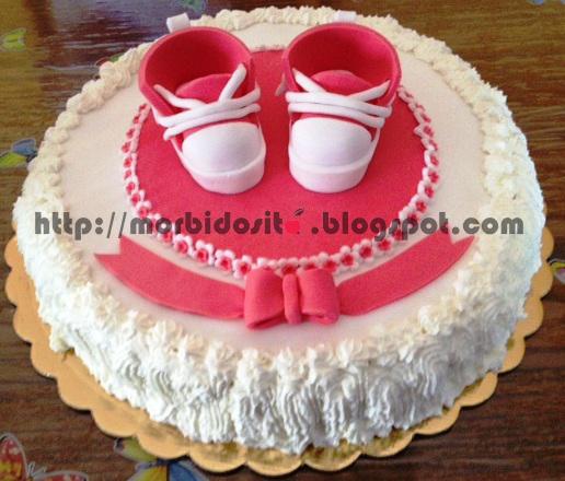 Torta Compleanno Neo Mamma.Morbidosita Per Una Quasi Neo Mamma
