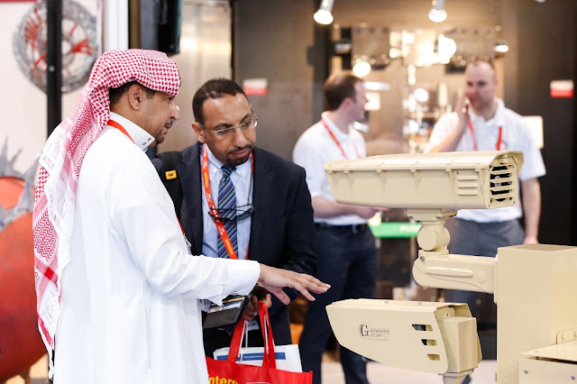 Intersec 2019 to open next month in Dubai