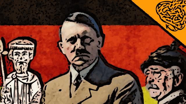 Um pequeno império para para humanidade, mas um grande Reich para a Alemanha