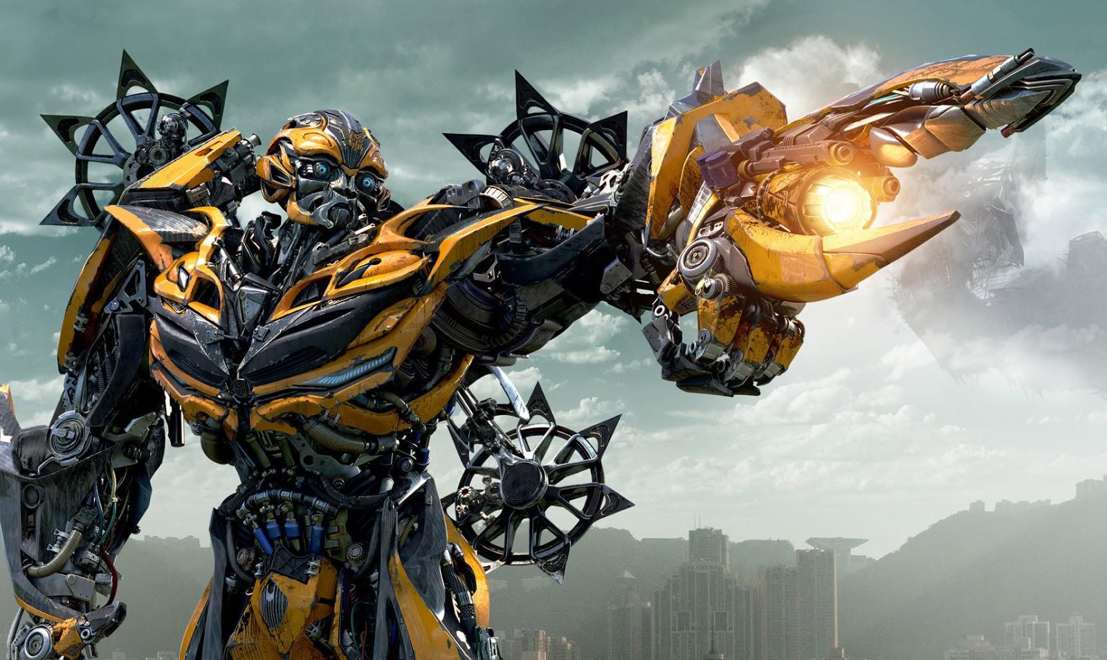 """Phim Transformer: Bumblebee """"Đại chiến robot 6"""" 12/2018"""