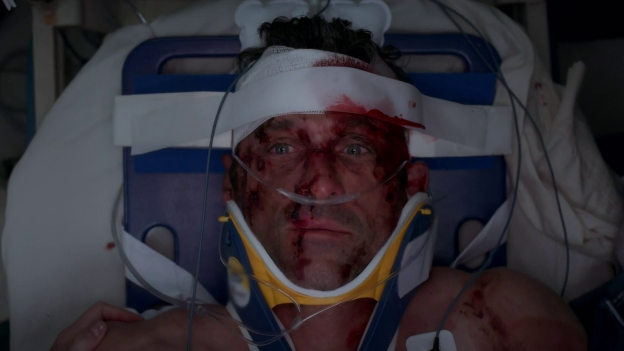 Grey's Anatomy 11x21 Derek Death