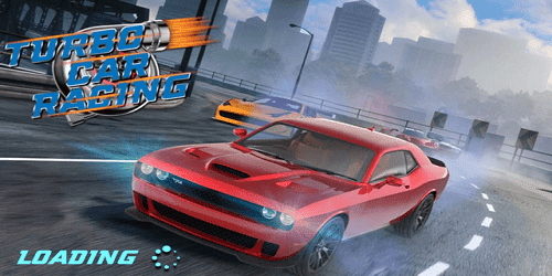 Turbo Car Racing 3D Apk Head