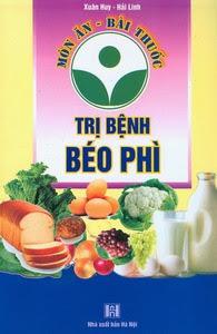 Món ăn bài thuốc chữa bệnh béo phì