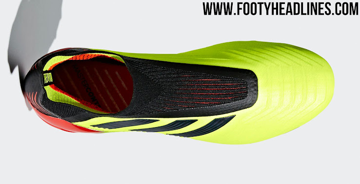 20e5271ecfed Energy Mode  Adidas Predator 2018 World Cup Boots Released - Footy ...