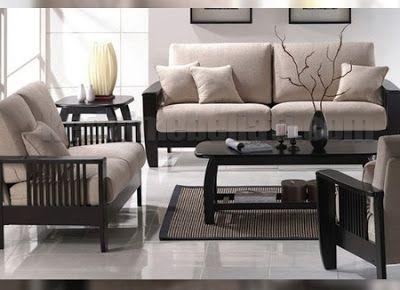 nyaman, nyaman dan aesthetic kursi ruang tamu
