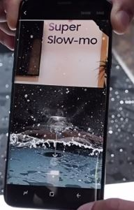cara menggunakan fitur slow motion di galaxy S9 dan S9 Plus