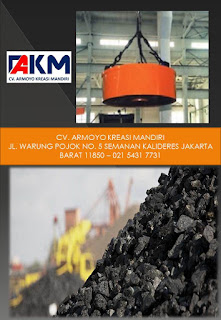 Electromagnet Separator untuk Batu Bara