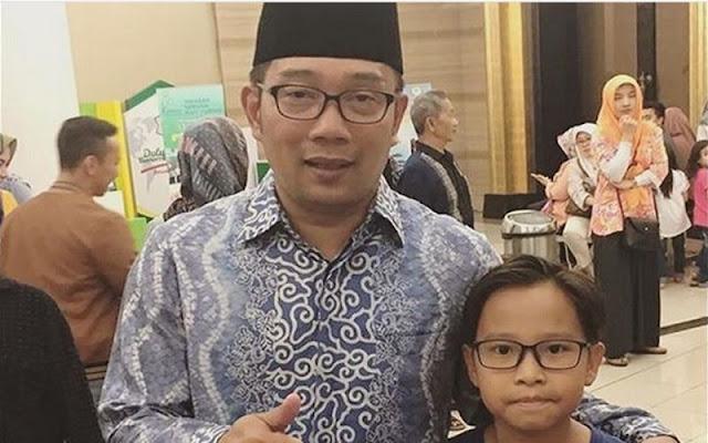Bikin Pendukung Prabowo Baper, Iniloh Status Kang Emil Soal Bowo, Ternyata Si Bowo.....