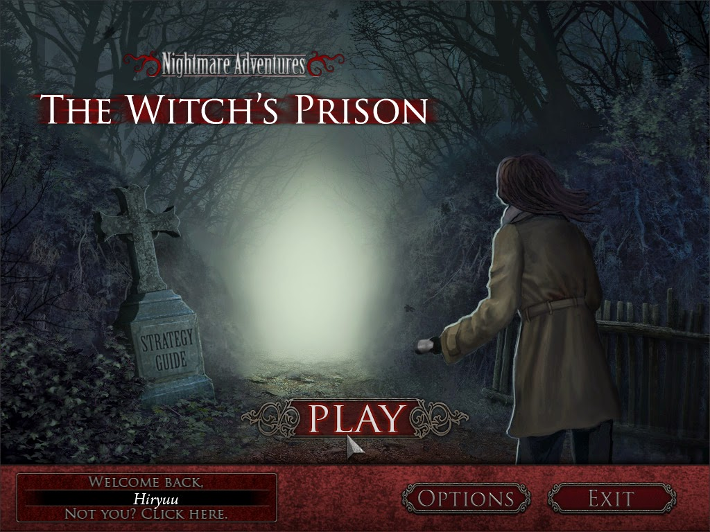 games by hiryuu pc nightmare adventures the witch 39 s prison. Black Bedroom Furniture Sets. Home Design Ideas