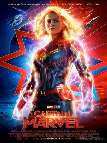 Dai uy Marvel - Captain Marvel 2019 Vietsub