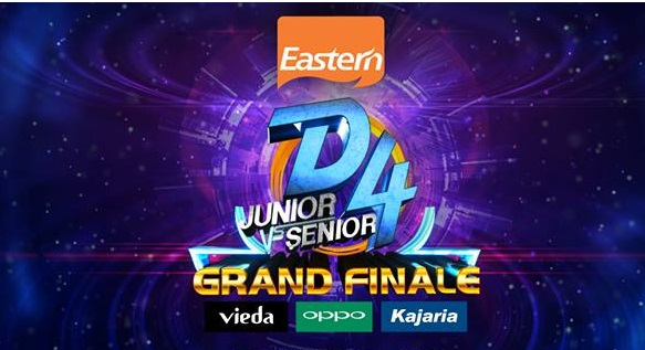 D4Dance Junior VS Senior grand finale on December 3, 2017