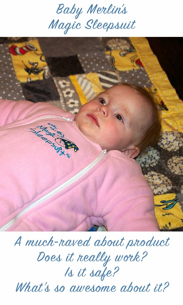 When given the chance to review the Baby Merlin s Magic Sleepsuit dd88231ef